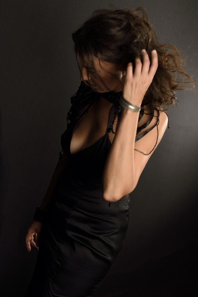 Création PASCAL JAOUEN - Robe Araignée - Photo Eric Legret
