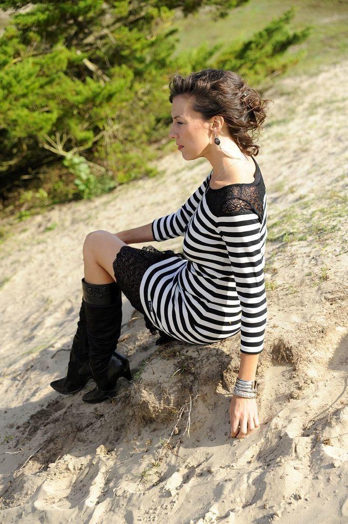 Ma robe préférée de chez Armor Lux 🙂 Photo Eric Legret